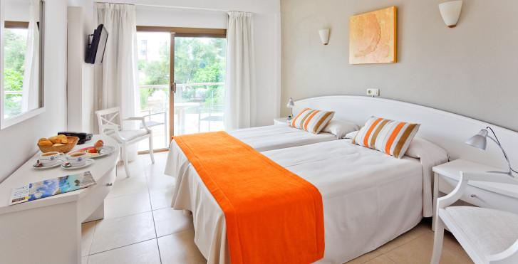Chambre double - Flacalco Hôtels & Apartments