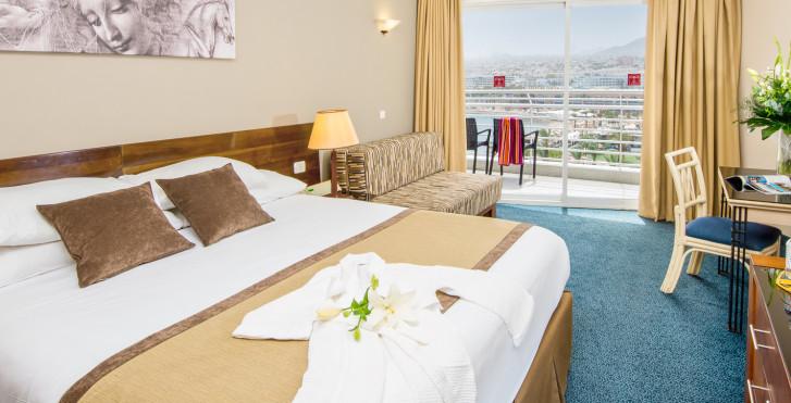 Chambre double Superior - Leonardo Plaza Eilat