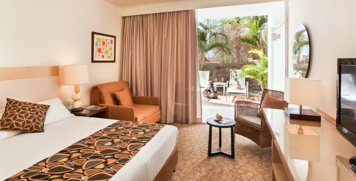 Doppelzimmer Garten - Isrotel Yam Suf