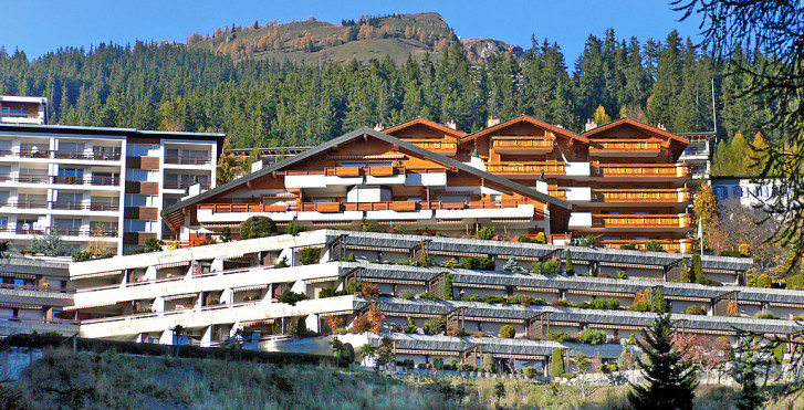 Image 32265300 - Terrasse Des Alpes 708