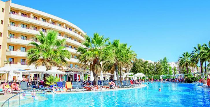 Allsun Hôtel Orient Beach