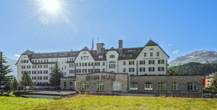 Cresta Palace - Yoga Wochenende