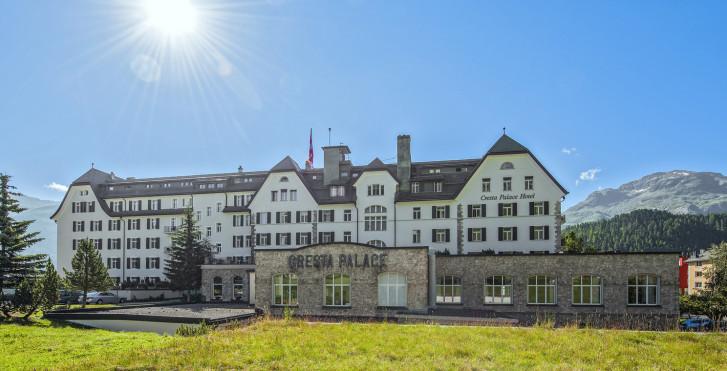 Cresta Palace: week-end yoga