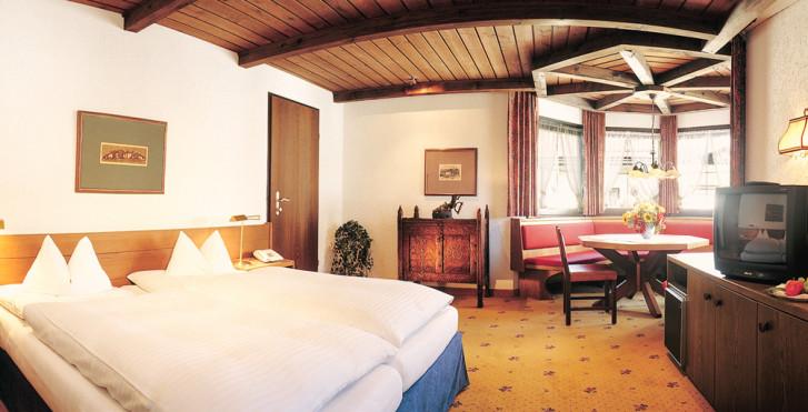 Doppelzimmer - Alpenhotel & SPA