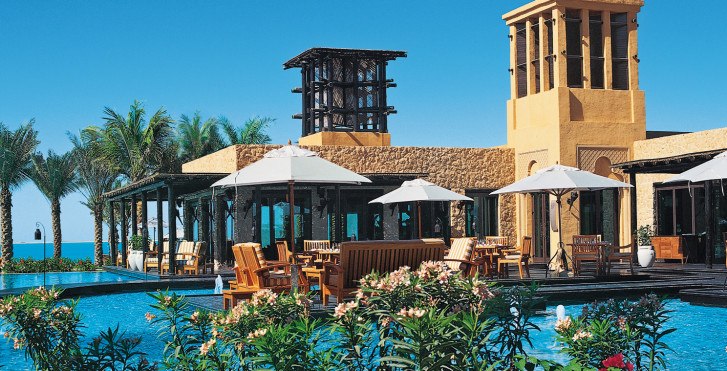 Image 34698615 - Arabian Court at One&Only Royal Mirage