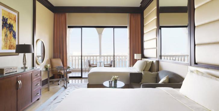 Doppelzimmer Deluxe - The Ritz Carlton Abu Dhabi