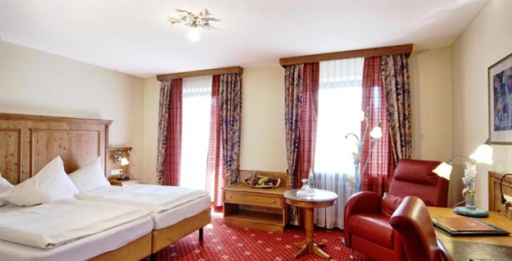 Doppelzimmer Chiemsee - Alpenhotel Kronprinz