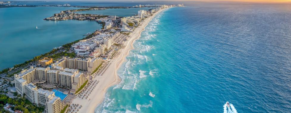 Plage de Cancún