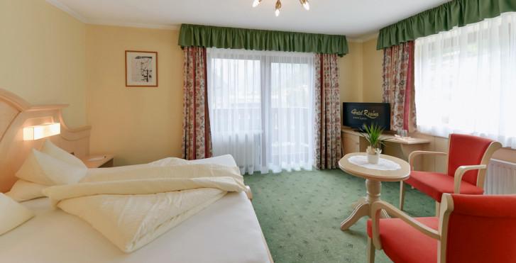 Doppelzimmer - Hotel Regina