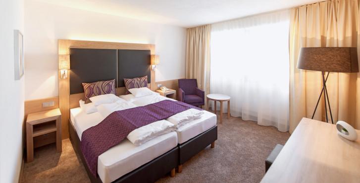Chambre double Ambiente - Hôtel Tyrolerhof