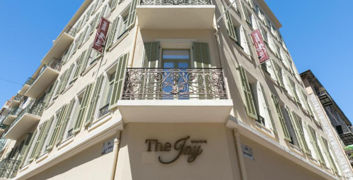 Bild 33839521 - The Jay Hotel by HappyCulture