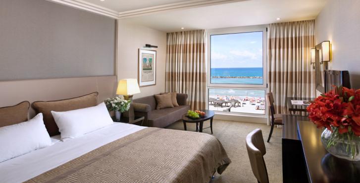 Chambre double Executive - Hôtel Dan Tel-Aviv