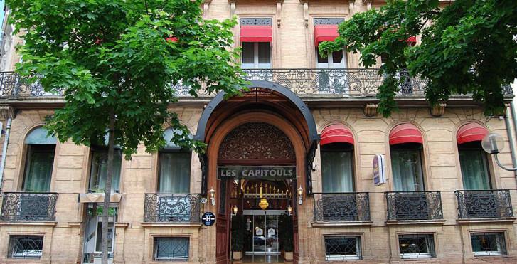 Bild 33848356 - Best Western Hotel Les Capitouls