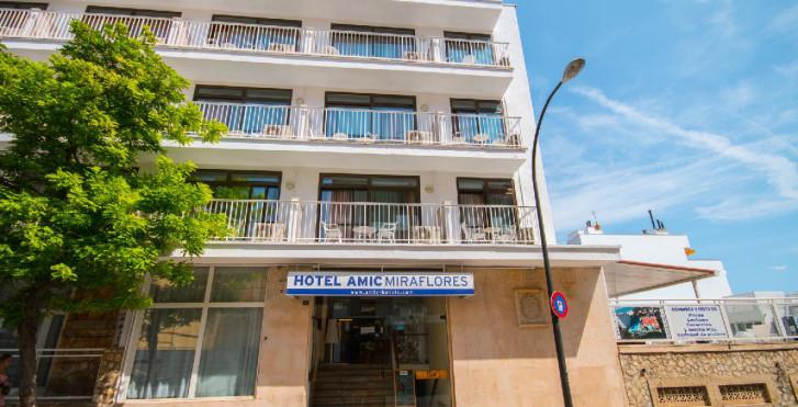 Miraflores Amic Hôtel
