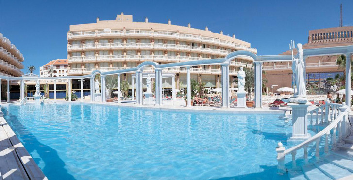 Cleopatra Palace - Mare Nostrum Resort