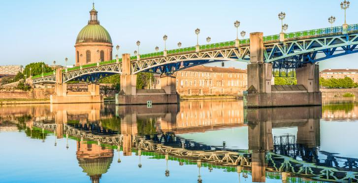 Saint-Pierrre Brücke