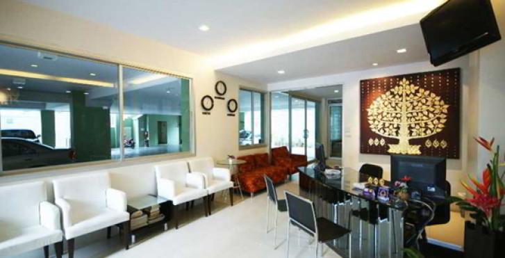 Bild 13622406 - I Residence Hotel Sathorn
