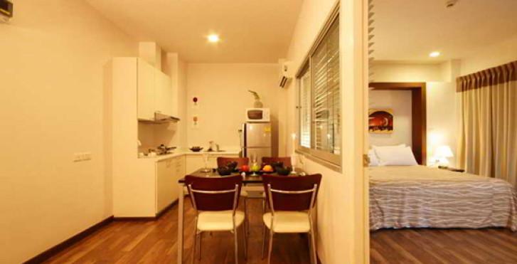 Bild 13622394 - I Residence Hotel Sathorn