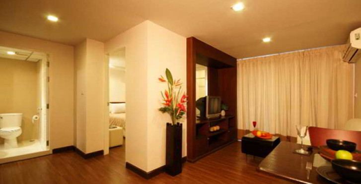 Bild 13622392 - I Residence Hotel Sathorn