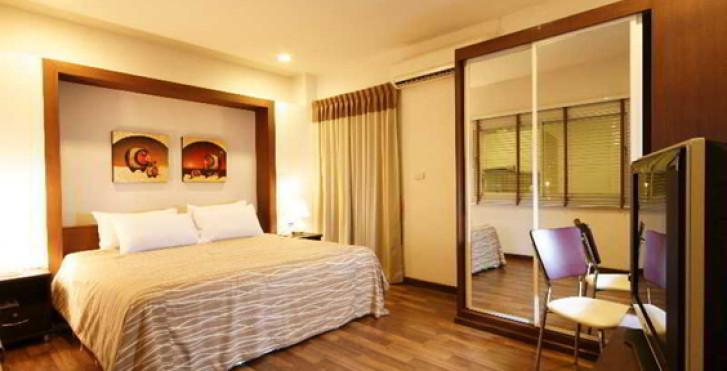 Bild 13622398 - I Residence Hotel Sathorn
