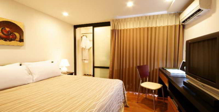 Bild 13622402 - I Residence Hotel Sathorn