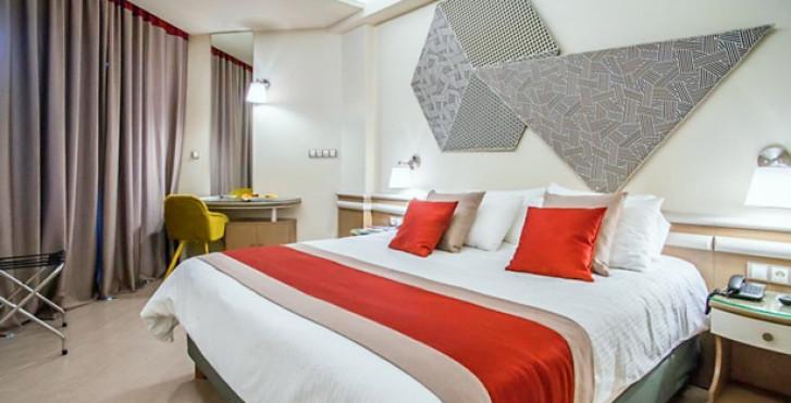 Doppelzimmer Superior - Emmantina Hotel