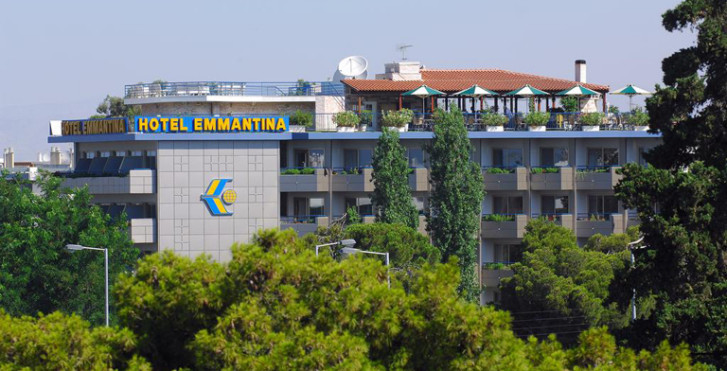 Emmantina Hôtel