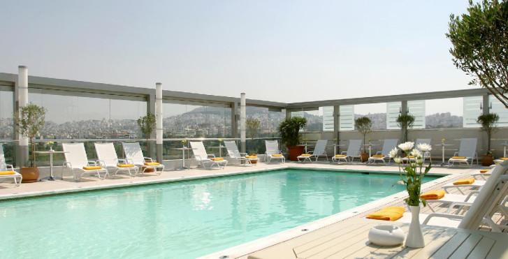 Radisson Blu Park Hôtel Athens