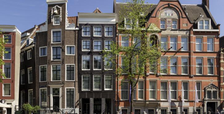 © Abaca Press / Barbara Zonzin - INK Amsterdam MGallery Collection