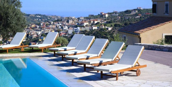 Eliathos Residence Houses - Superior Residence