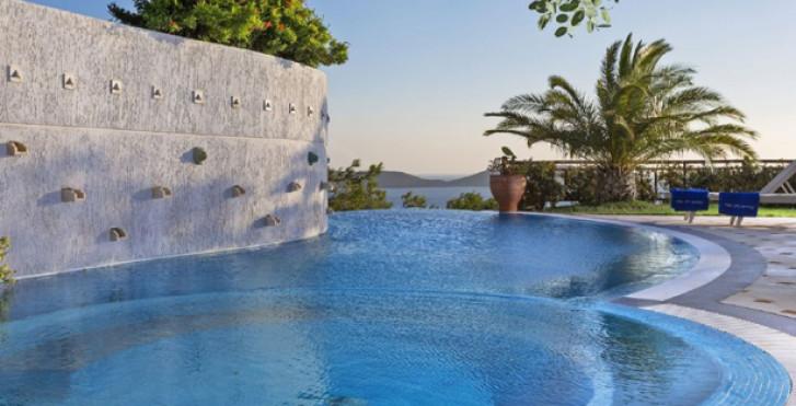 Elounda Gulf Villa Aegean Private Pool