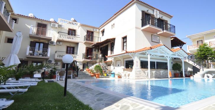 Matina Hotel, Samos