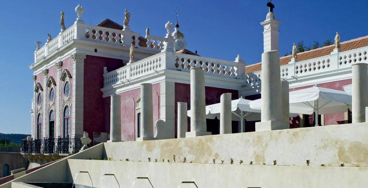 Bild 7911648 - Do Palácio de Estói