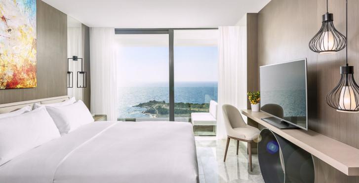 Doppelzimmer mit Meersicht - Le Meridien Bodrum Beach Resort