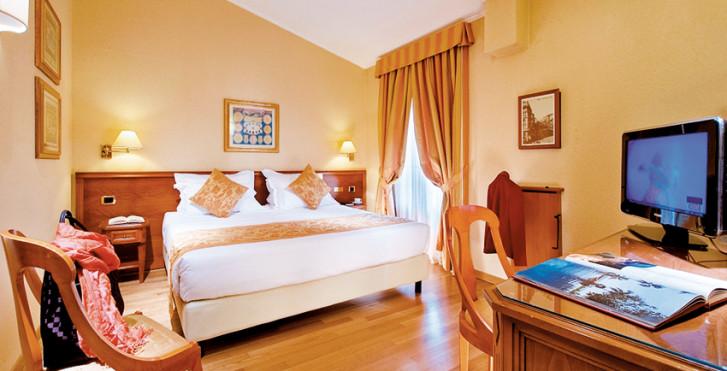 Doppelzimmer - Best Western Plus Hotel Galles