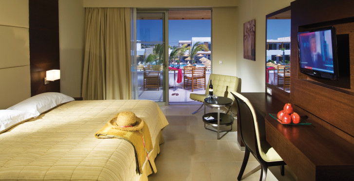 Chambre double Side Seaview - Palazzo del Mare