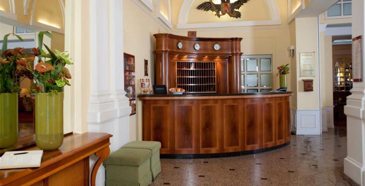 Bild 34574465 - Hotel Kaiserhof Wien