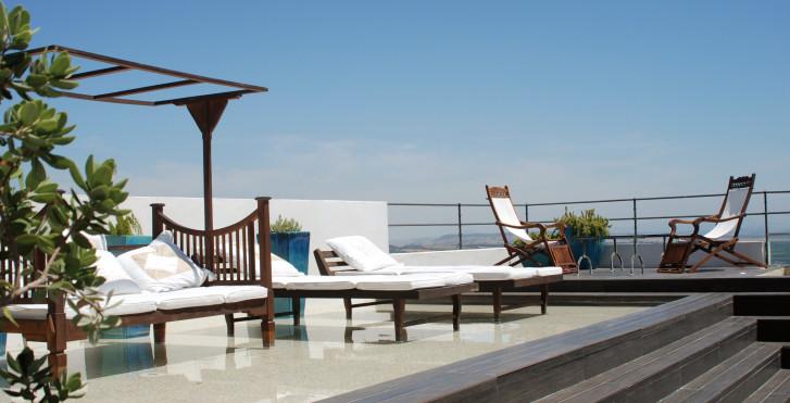 Hotel V Vejer De La Frontera
