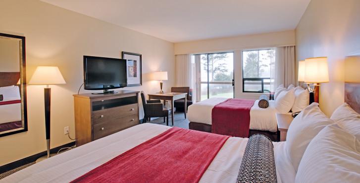 Chambre Standard - Best Western Tin Wis Resort