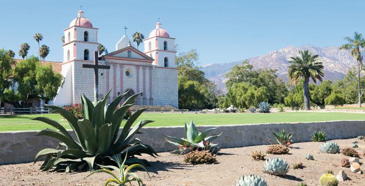 Mission von Santa Barbara