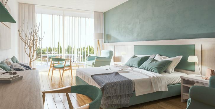 Chambre double - Lino delle Fate Eco Resort