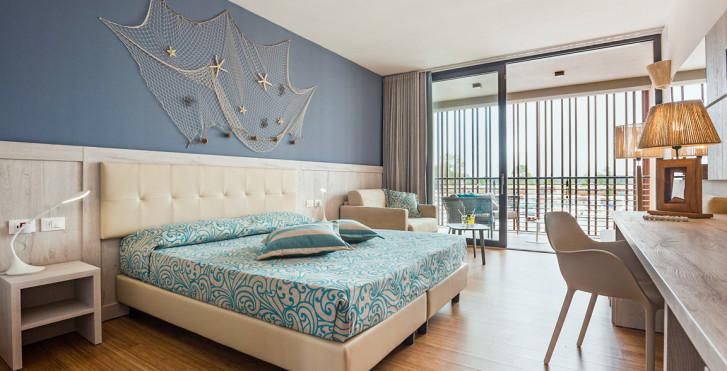 Chambre double Primula - Lino delle Fate Eco Resort