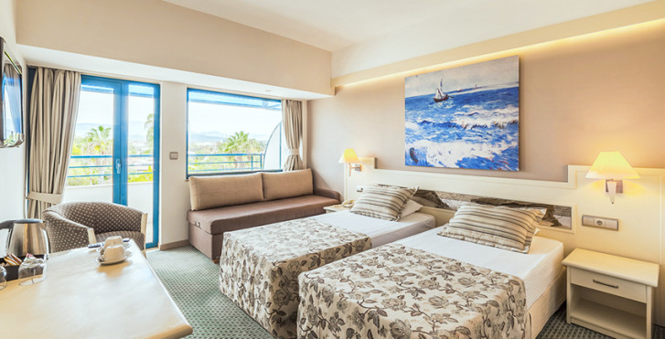 Chambre double - Sunrise Resort Hotel
