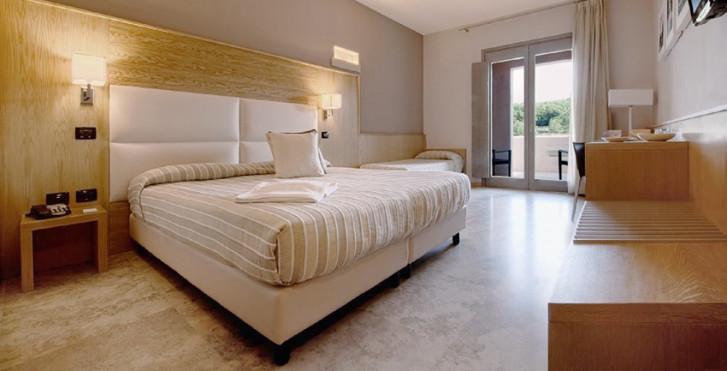 Doppelzimmer Superior - Basiliani Resort & Spa