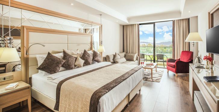 Doppelzimmer - Korumar Ephesus Beach & Spa Resort