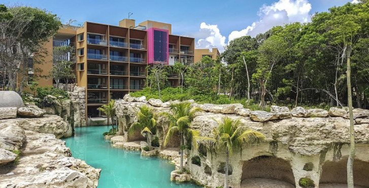Hôtel Xcaret Mexico - All Parks & Tours / All Incl