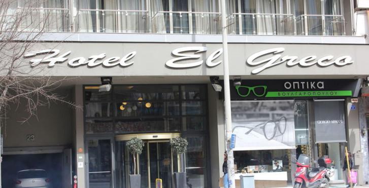 Image 35213035 - Hôtel El Greco