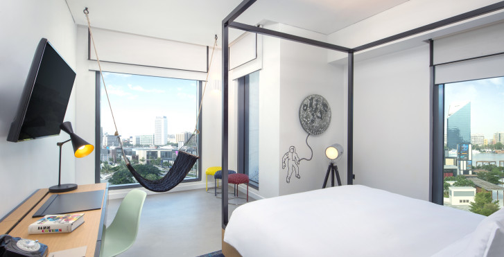 Doppelzimmer Premium - Canopy by Hilton Dubai Al Seef