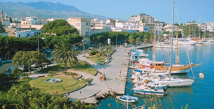 Griechenland Rundreise: Rhodos–Symi–Rhodos