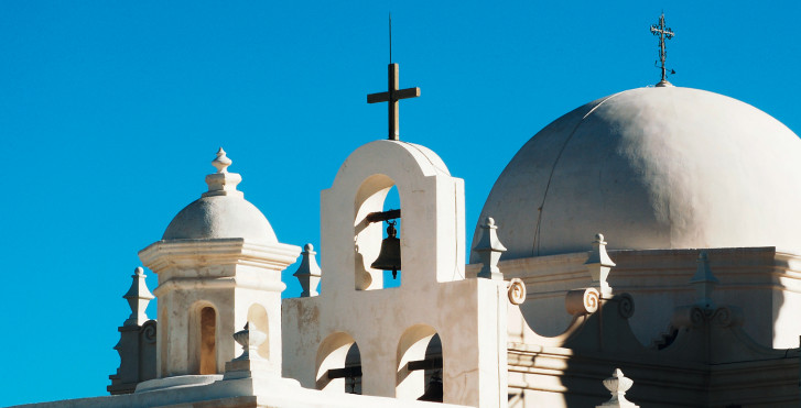 Eglise à Tucson